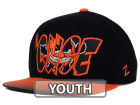 Syracuse Orange Zephyr NCAA Youth Graffiti Hat Adjustable Hats