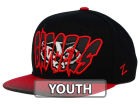 Wisconsin Badgers Zephyr NCAA Youth Graffiti Hat Adjustable Hats