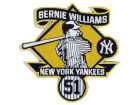 New York Yankees Bernie Williams Patch-Event Collectibles
