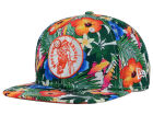 Boston Celtics New Era NBA HWC Light Floral 9FIFTY Snapback Cap Adjustable Hats