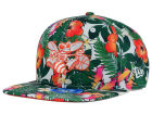Charlotte Hornets New Era NBA HWC Light Floral 9FIFTY Snapback Cap Adjustable Hats
