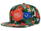 Detroit Pistons New Era NBA HWC Light Floral 9FIFTY Snapback Cap Adjustable Hats