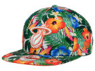 Miami Heat New Era NBA HWC Light Floral 9FIFTY Snapback Cap Adjustable Hats