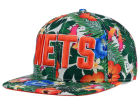 New Jersey Nets New Era NBA HWC Light Floral 9FIFTY Snapback Cap Adjustable Hats