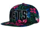 New Jersey Nets New Era NBA HWC Shadow Floral 9FIFTY Snapback Cap Adjustable Hats