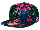 New York Knicks New Era NBA HWC Shadow Floral 9FIFTY Snapback Cap Adjustable Hats