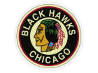 Chicago Blackhawks Wincraft Die Cut Color Decal 8in X 8in Bumper Stickers & Decals