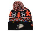 Anaheim Ducks New Era NHL Ugly Sweater Knit Hats