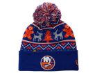New York Islanders New Era NHL Ugly Sweater Knit Hats