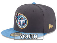 New Era NFL Youth Gold Collection On Field 59FIFTY Cap Fitted Hats