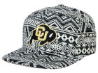 Colorado Buffaloes Top of the World NCAA Montezuma Snapback Cap Adjustable Hats