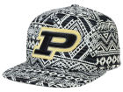 Purdue Boilermakers Top of the World NCAA Montezuma Snapback Cap Adjustable Hats