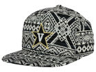 Vanderbilt Commodores Top of the World NCAA Montezuma Snapback Cap Adjustable Hats