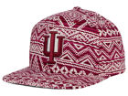 Indiana Hoosiers Top of the World NCAA Montezuma Snapback Cap Adjustable Hats