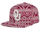 Oklahoma Sooners Top of the World NCAA Montezuma Snapback Cap Adjustable Hats