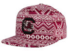 South Carolina Gamecocks Top of the World NCAA Montezuma Snapback Cap Adjustable Hats