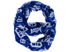 Detroit Tigers Forever Collectibles All Over Logo Infinity Wrap Scarf Apparel & Accessories