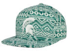 Michigan State Spartans Top of the World NCAA Montezuma Snapback Cap Adjustable Hats