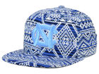 North Carolina Tar Heels Top of the World NCAA Montezuma Snapback Cap Adjustable Hats
