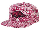 Arkansas Razorbacks Top of the World NCAA Montezuma Snapback Cap Adjustable Hats