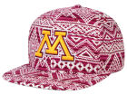 Minnesota Golden Gophers Top of the World NCAA Montezuma Snapback Cap Adjustable Hats