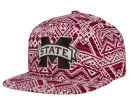 Mississippi State Bulldogs Top of the World NCAA Montezuma Snapback Cap Adjustable Hats