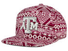 Texas A&M Aggies Top of the World NCAA Montezuma Snapback Cap Adjustable Hats
