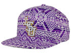 LSU Tigers Top of the World NCAA Montezuma Snapback Cap Adjustable Hats
