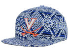 Virginia Cavaliers Top of the World NCAA Montezuma Snapback Cap Adjustable Hats