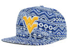 West Virginia Mountaineers Top of the World NCAA Montezuma Snapback Cap Adjustable Hats