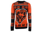 Chicago Bears Forever Collectibles NFL Men's Big Logo Ugly Sweater Pullovers