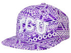 Texas Christian Horned Frogs Top of the World NCAA Montezuma Snapback Cap Adjustable Hats