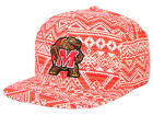 Maryland Terrapins Top of the World NCAA Montezuma Snapback Cap Adjustable Hats