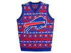 Buffalo Bills Forever Collectibles NFL Men's Wordmark Ugly Vest Sweatshirts