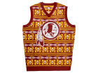 Washington Redskins Forever Collectibles NFL Men's Wordmark Ugly Vest Sweatshirts