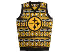 Pittsburgh Steelers Forever Collectibles NFL Men's Wordmark Ugly Vest Sweatshirts