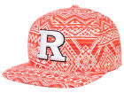 Rutgers Scarlet Knights Top of the World NCAA Montezuma Snapback Cap Adjustable Hats