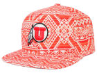 Utah Utes Top of the World NCAA Montezuma Snapback Cap Adjustable Hats