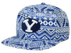 Brigham Young Cougars Top of the World NCAA Montezuma Snapback Cap Adjustable Hats