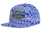 Florida Gators Top of the World NCAA Montezuma Snapback Cap Adjustable Hats