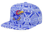Kansas Jayhawks Top of the World NCAA Montezuma Snapback Cap Adjustable Hats