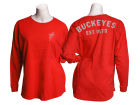 Ohio State Buckeyes J America NCAA Women's Gameday Jersey Pullovers
