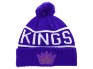 Mitchell and Ness NBA Reflective Patch Knit Hats