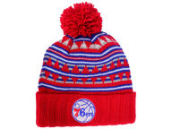 Mitchell and Ness NBA Mixtec Pom Knit Hats