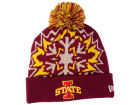 Iowa State Cyclones New Era NCAA Glowflake 2.0 Knit Hats