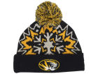 Missouri Tigers New Era NCAA Glowflake 2.0 Knit Hats