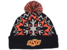 Oklahoma State Cowboys New Era NCAA Glowflake 2.0 Knit Hats