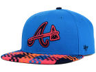 Atlanta Braves '47 MLB '47 Ruffian Snapback Cap Adjustable Hats