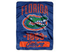 Florida Gators The Northwest Company Micro Raschel 46x60 Varsity Bed & Bath