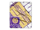 Orlando City SC The Northwest Company 50x60in Plush Throw Blanket Bed & Bath